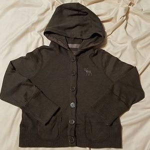 Abercrombie & Fitch girls hoodie